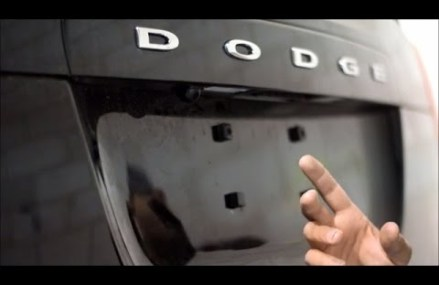 Dodge Grand Caravan backup camera, OEM camera and mirror dodge grand caravan at Lowell 45744 OH