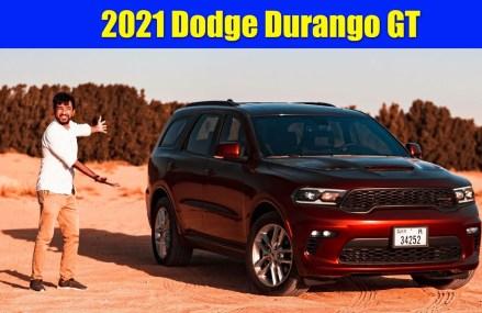 2021 Dodge Durango GT Review   A Good Midsize SUV? Buffalo New York 2018