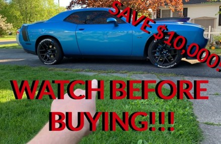 WATCH THIS BEFORE YOU BUY A NEW/USED DODGE CHALLENGER! For Leonard 58052 ND