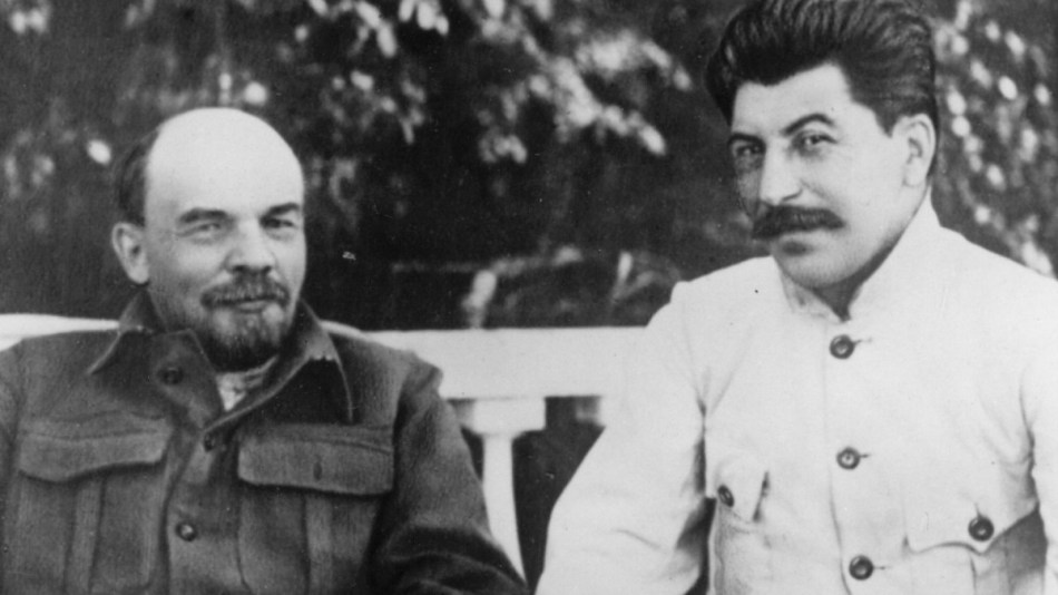 Lenin(abad) y Stalin(abad)
