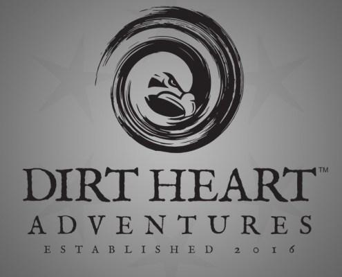 Logo Design - Dirt Heart Adventures