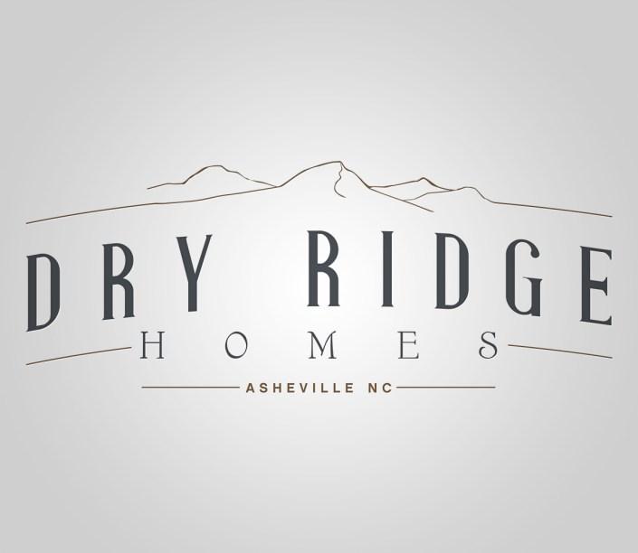 Logo Design for Dry Ridge Homes