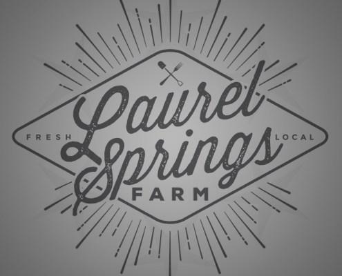 Logo Design - Laurel Springs Farm