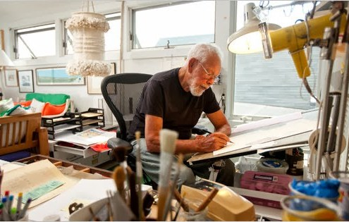 al jaffee studio