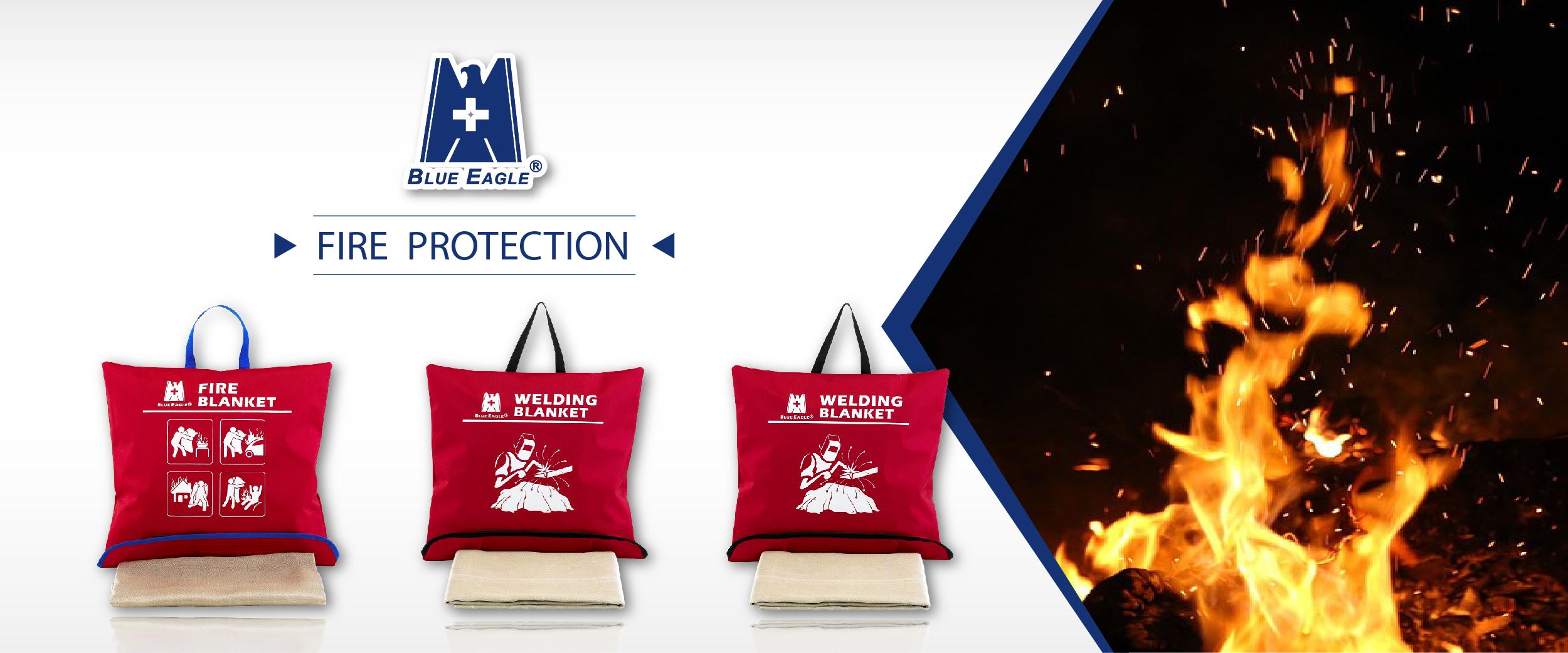 Fire / Welding Blankets