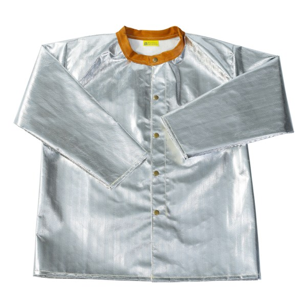 aluminized apparel