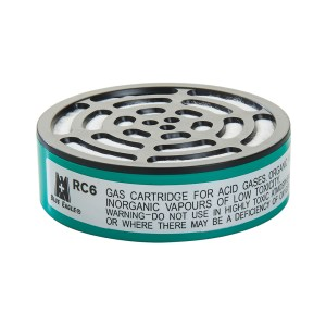 RC6 respirator filters manufacturer