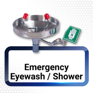 Emergency Eyewash|Shower