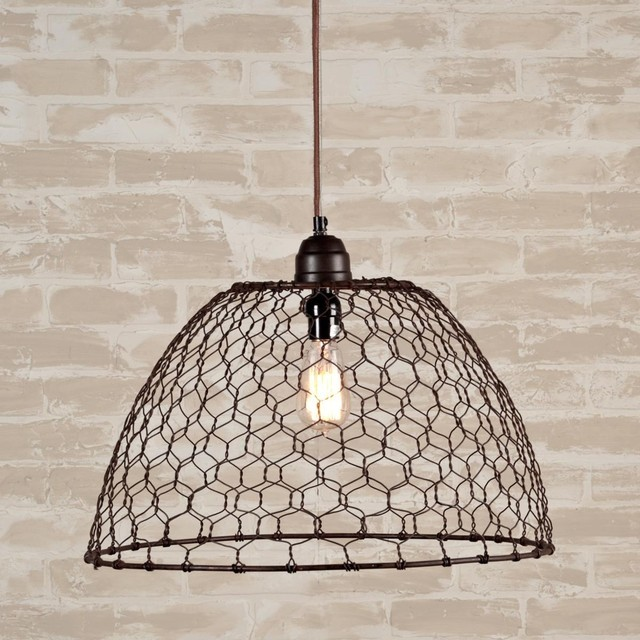 Basket-Pendant-Light