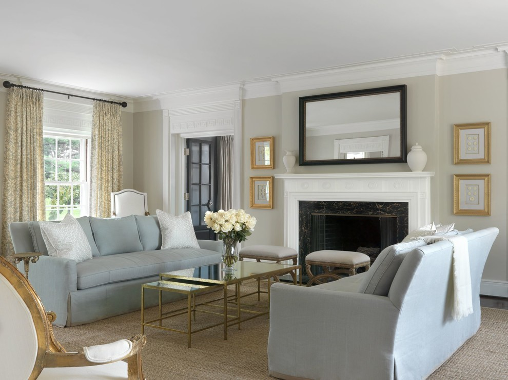 Glamorous-Jute-Rug-home-renovations-Traditional-Living-Room-St-Louis