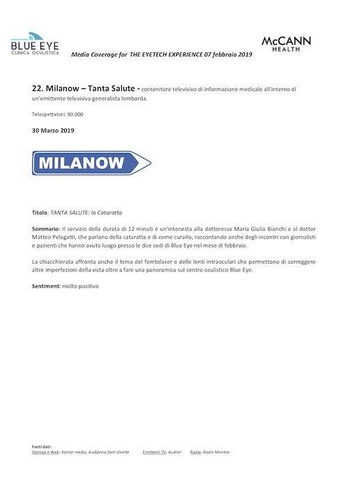 milanow – tanta salute
