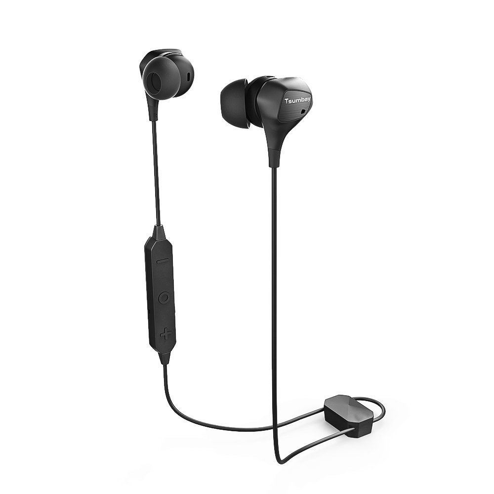 Tsumbay TS-BH07 Bluetooth Earbuds review - crystal clear cancellation 1
