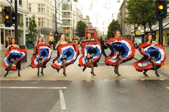 Can Can Dancers for Events London