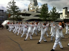 Dancers for Flashmobs