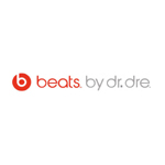 A logo for Beats By Dr Dre