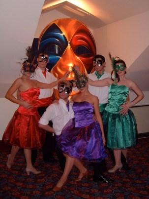 Masquerade Dancers