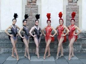 Vegas Showgirls