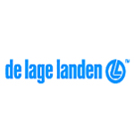 A logo of De Lage Landen