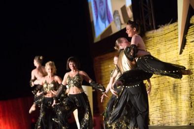 Arabian Dancers