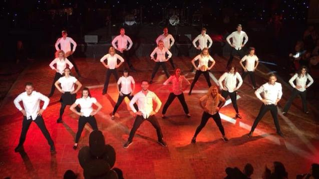 The Grosvenor Hotel Flashmob