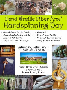 Pend Oreille Spinning Day 2020