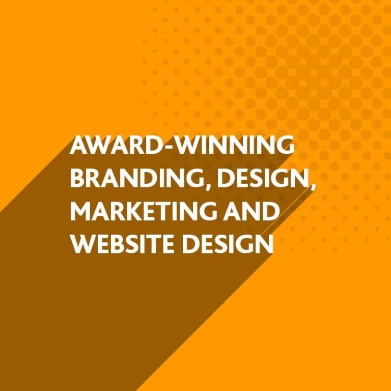 Award-winning Branding, Marketing and Website Design throughout West Sussex