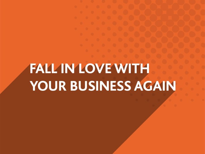 Fall in love with your business brand