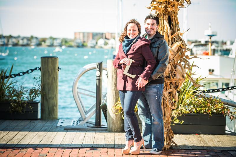 Newport Engagement Session