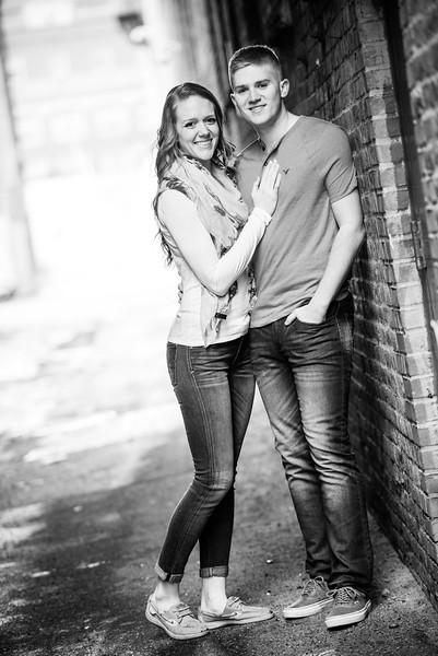 Lauren and Chris Engagment