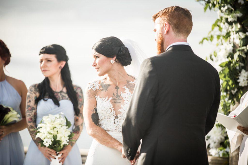 Teresa and Sam   Castle Hill Newport Wedding   Blueflash Photography