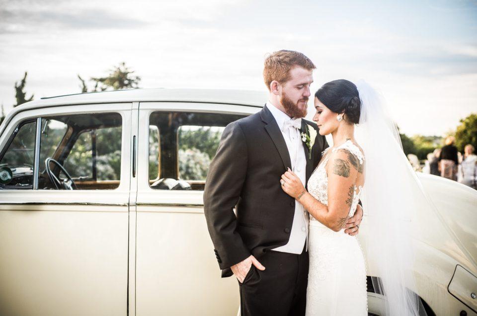 Teresa and Sam | Castle Hill Newport Wedding | Blueflash Photography
