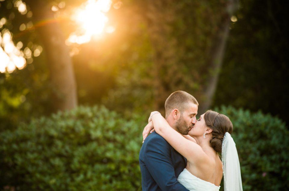 Kristin and Jeremy | Kirkbrae Country Club Wedding | Blueflash Photography