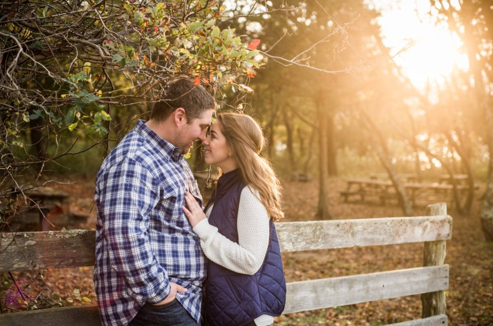 Jess and Nick | Engagement Session at Colt State Park