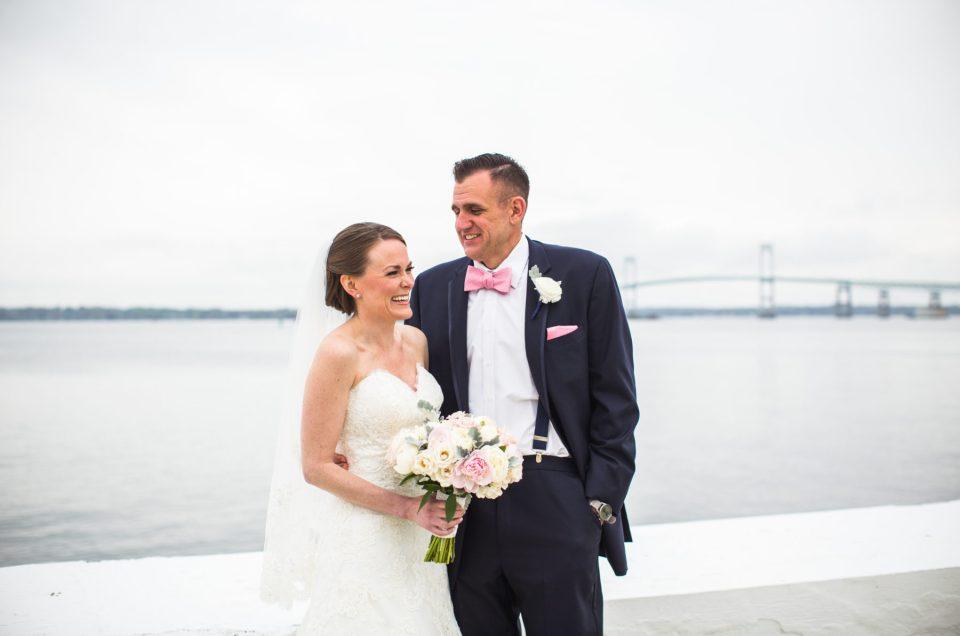 Julie and Brent | Wedding at Belle Mer