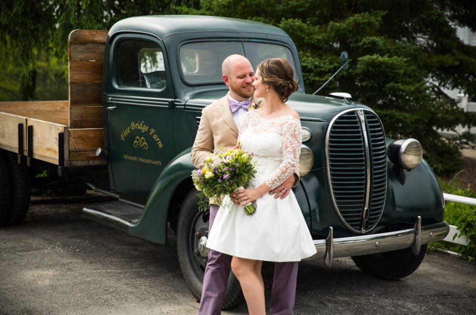 Janie and Robert | Wedding at Five Bridge Inn