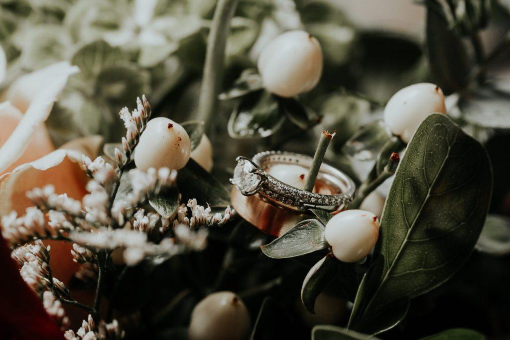 Sasha and Michael | Wedding rings