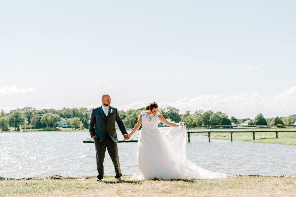 Jones River Trading Post Kingston Wedding Leanne and Craig Blueflash Photography13