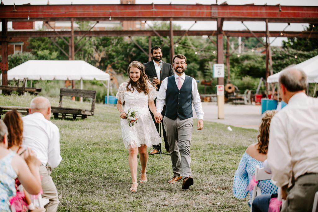 Steel Yard Providence Wedding Emily and Eric Blueflash Photography 7