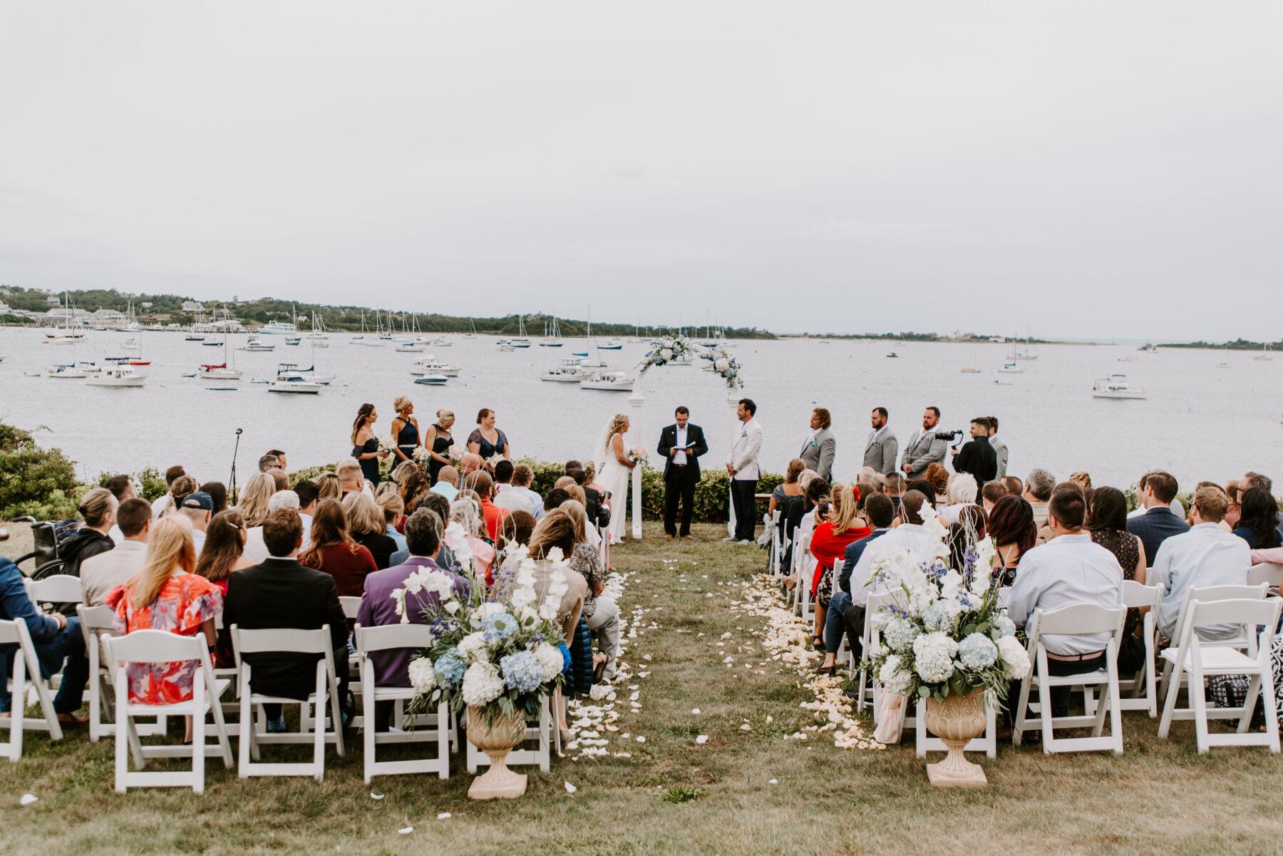 Sullivan House Block Island Wedding Amy and Nick Blueflash Photography 11
