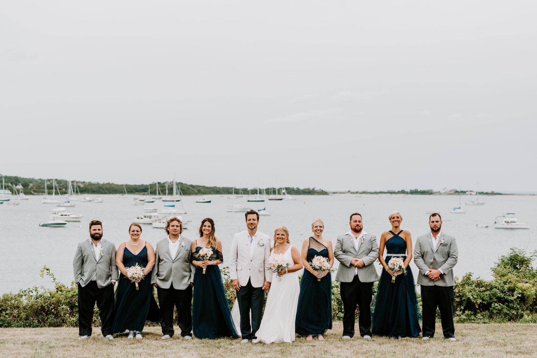 Sullivan House Block Island Wedding Amy and Nick Blueflash Photography 21
