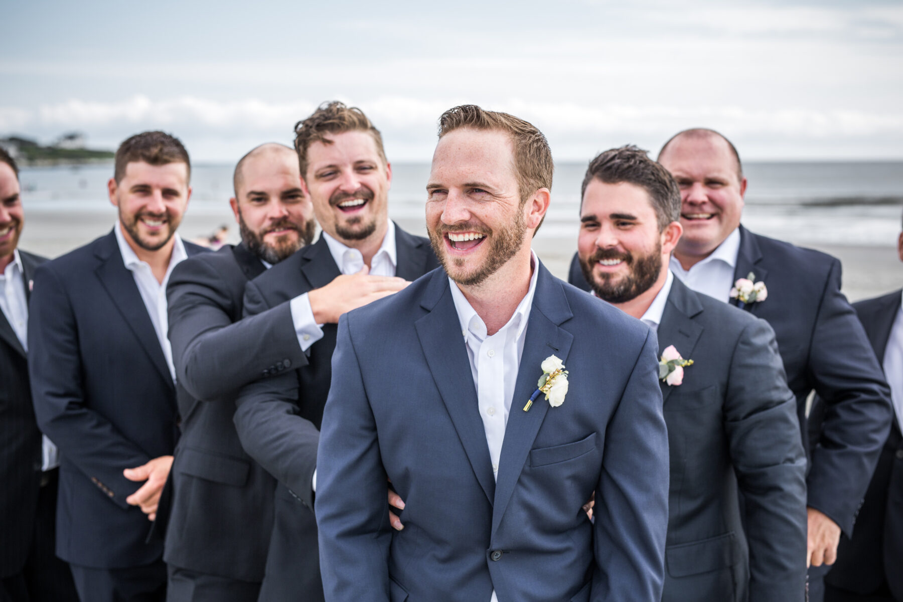 Newport Beach House Wedding Bethany and Bear Blueflash Photography 13
