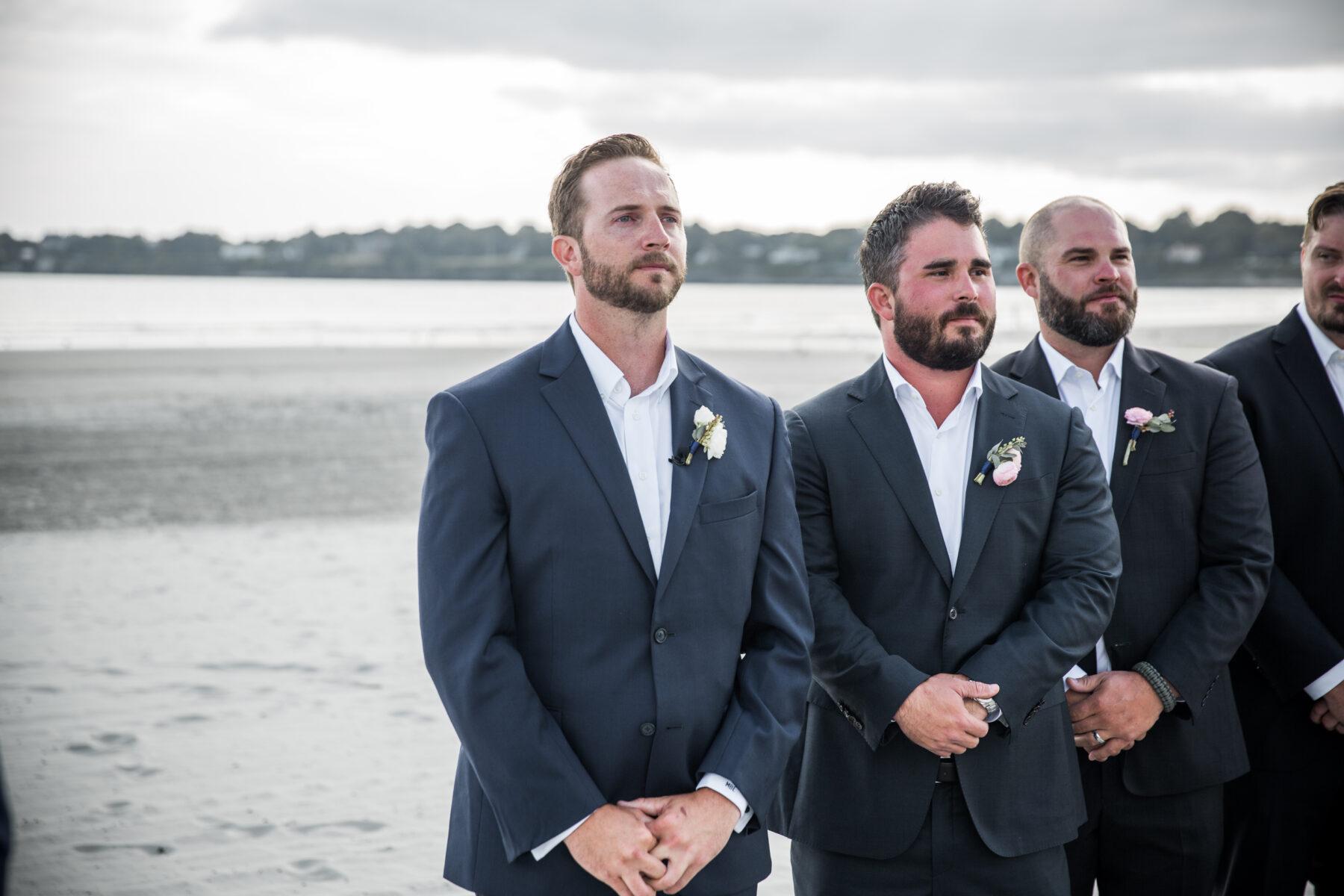 Newport Beach House Wedding Bethany and Bear Blueflash Photography 18