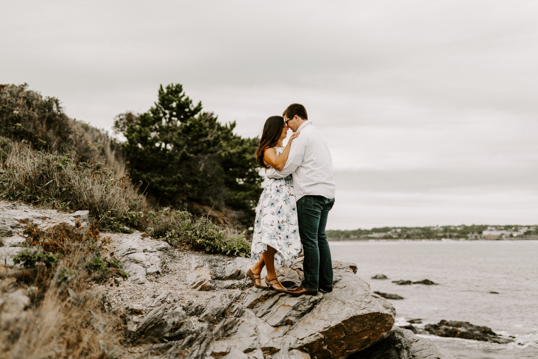 Newport Engagement Deanna and Eric Blueflash Photography 4