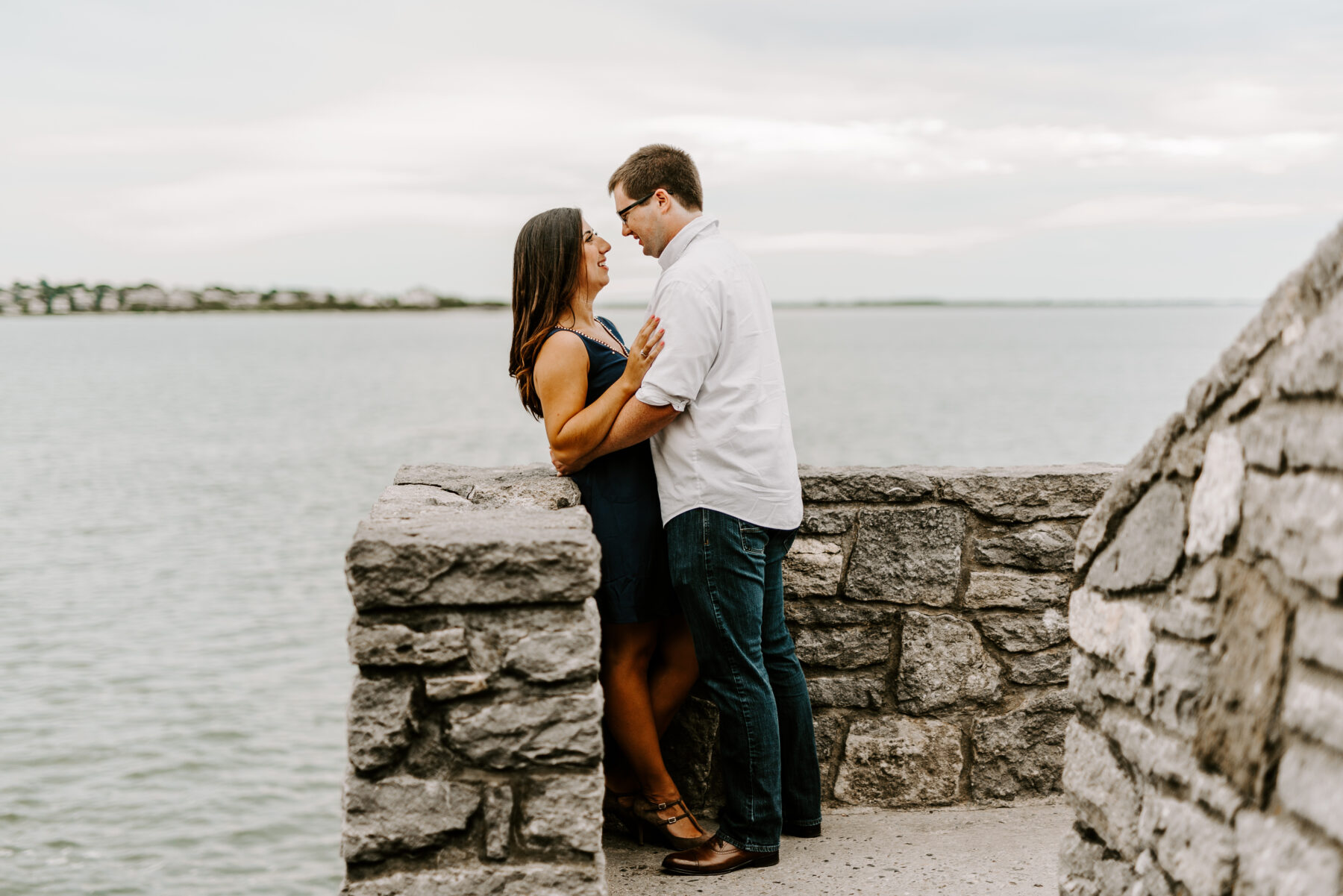 Newport Engagement Deanna and Eric Blueflash Photography 9