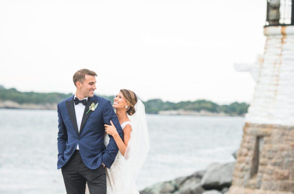 Oceancliff Newport Wedding Meghan and Victor Blueflash Photography 16