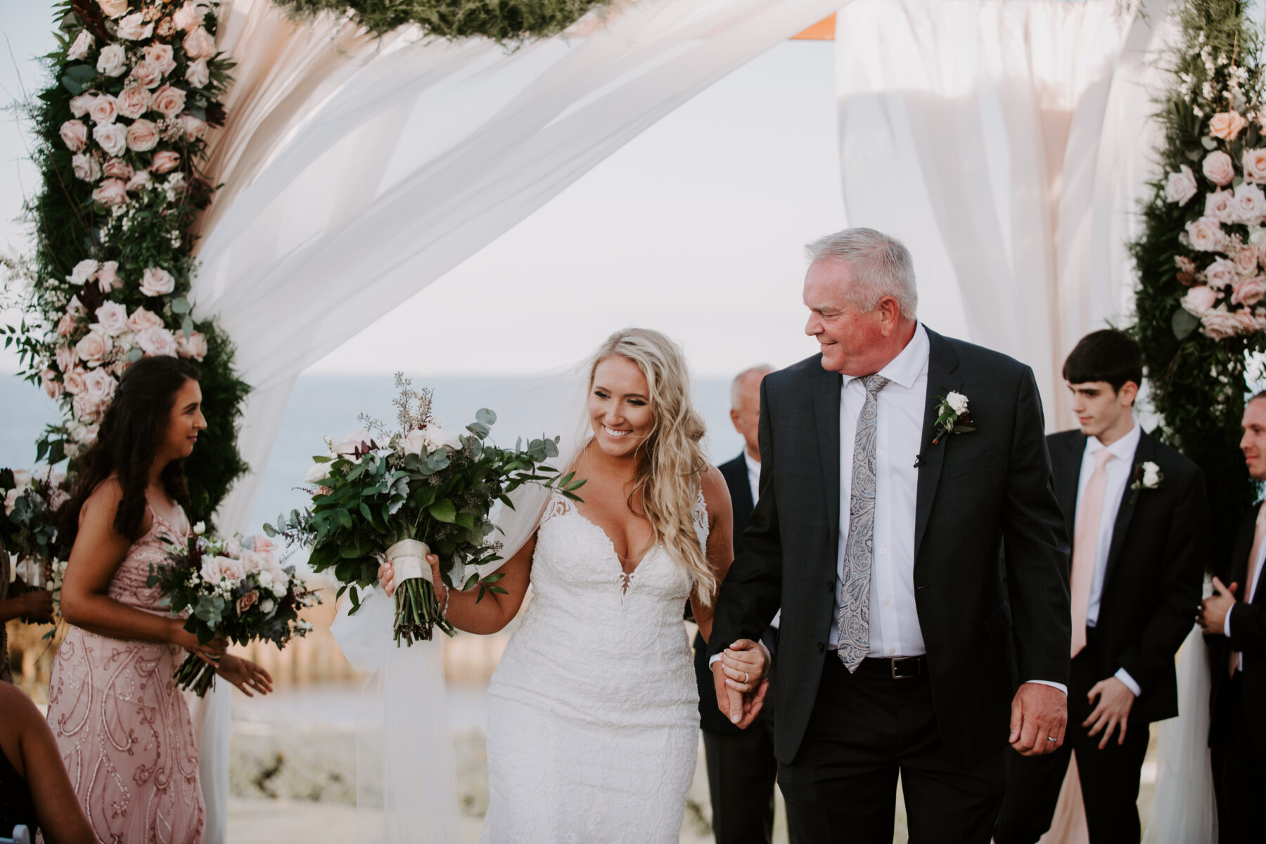 Spring House Block Island Wedding Abby and Lance Blueflash Photography 20