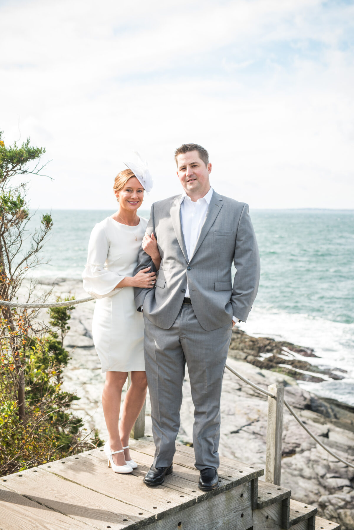Castle Hill Newport Elopement Danielle and Mike Blueflash Photography 1