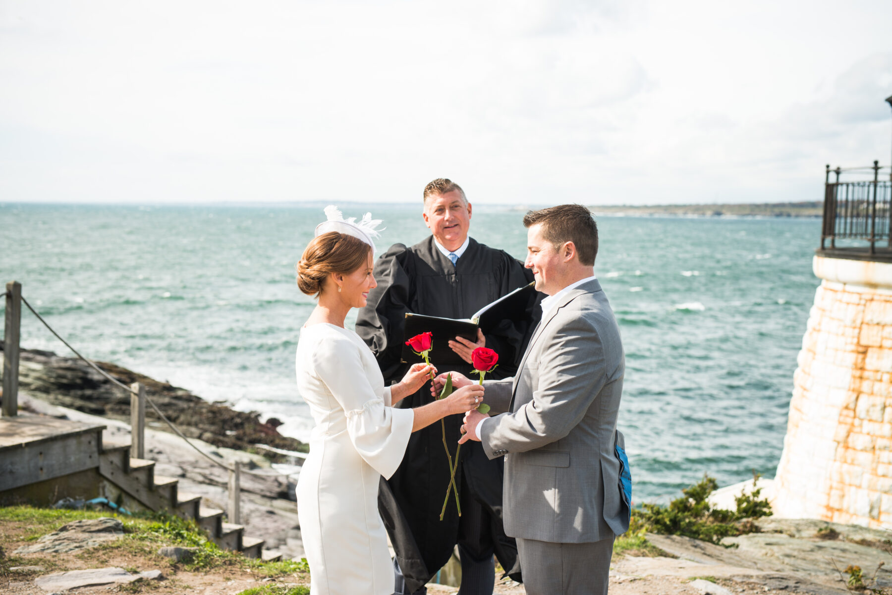 Castle Hill Newport Elopement Danielle and Mike Blueflash Photography 5