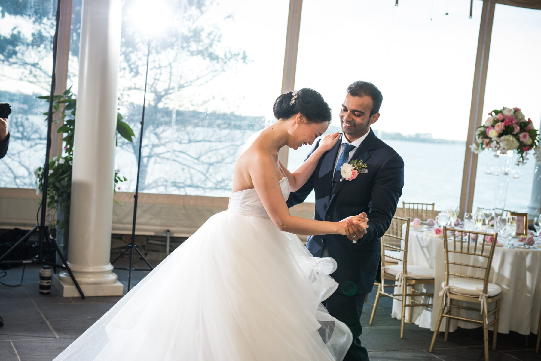 Chanler Newport Wedding Jie and Ahbishek Blueflash Photography 25
