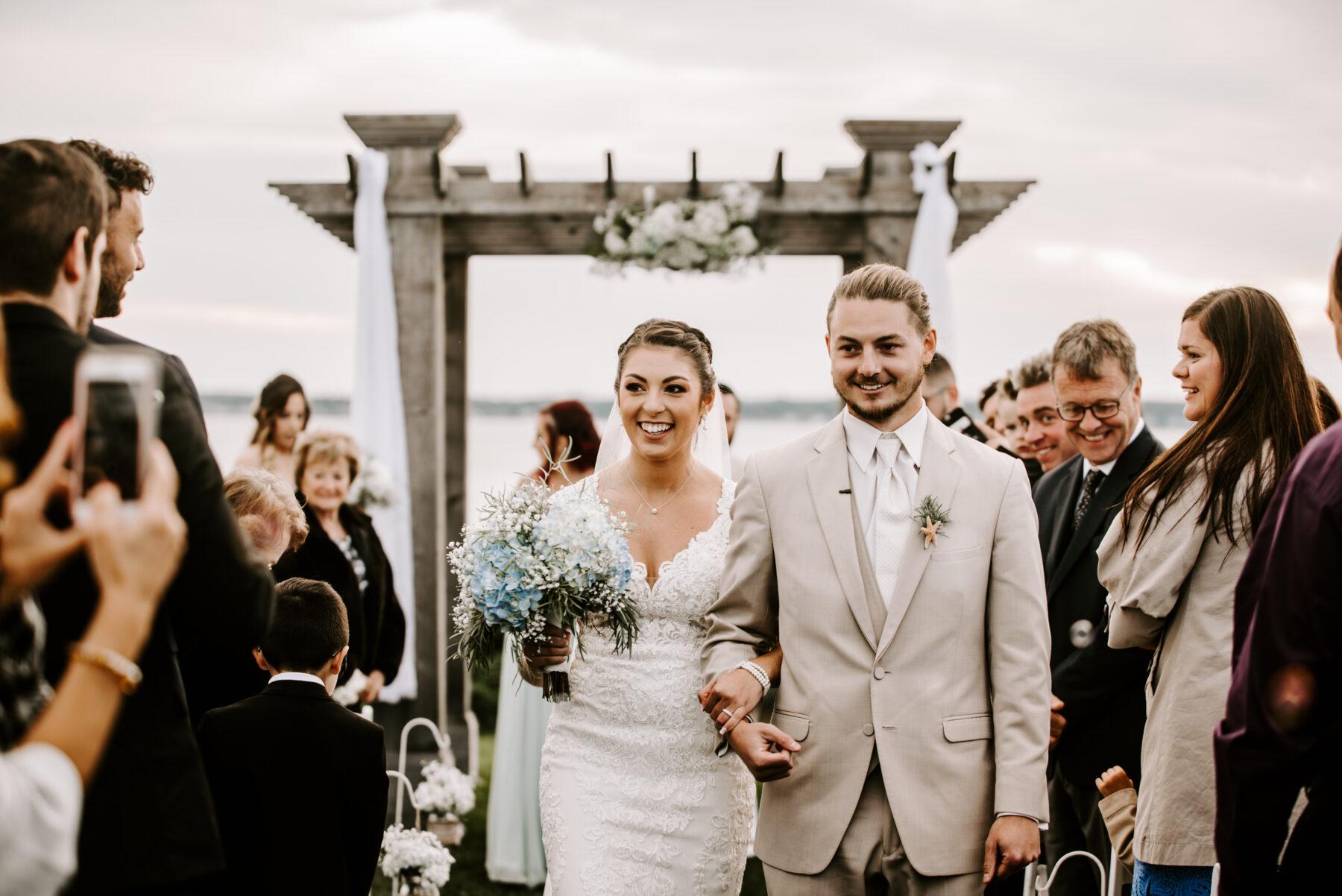 Harbor Lights Warwick Wedding Jackie and Casey Blueflash Photography 7